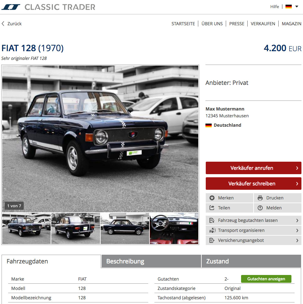 CLASSIC ANTIQUE AUTO TRADER Antique Auto Club. Classic Trader ...