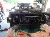 Jaguar Mk II 3.4 - Engine partially stripped.