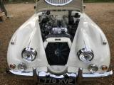 Jaguar XK 150 3.8 SE DHC - Has both original and Kenlow fans ...