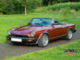 FIAT 124 Spider Volumex