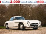 "Mercedes-Benz 300 SL ""Gullwing"""
