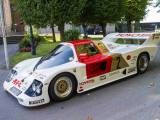 Toyota Group C Le Mans GTM Racing Car