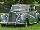 Bentley Mark VI Mulliner