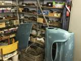 Ford Anglia - Tons of original spares with the sale