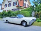 Lincoln Continental Convertible - 4 door suicid