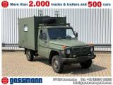 Mercedes-Benz 250 GD Wolf (LWB)