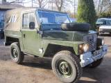 Land Rover 88 Lightweight