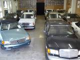 Mercedes-Benz 300 CE - Our showroom