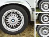 BMW 525e - Summer tires with BMW rimes