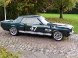Ford Mustang Notchback