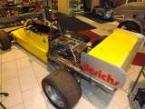 Derichs Formula 3 Racing Car