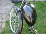 Simson MAW motorcycle