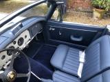 Jaguar XK 150 3.8 SE DHC - Interior fully restored back to original colours