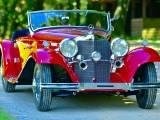 Mercedes-Benz 500 K Special Roadster
