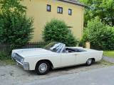Lincoln Continental Convertible - Länge läuft
