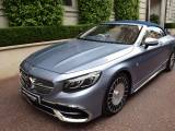 Mercedes-Benz Maybach S 650 Cabriolet