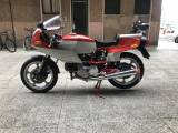Ducati 350 XL Pantah - Lato sinistro kit estetico Mike Hailwood Replica