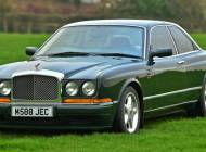For Sale: Bentley Continental T (2001) offered for GBP 105,199