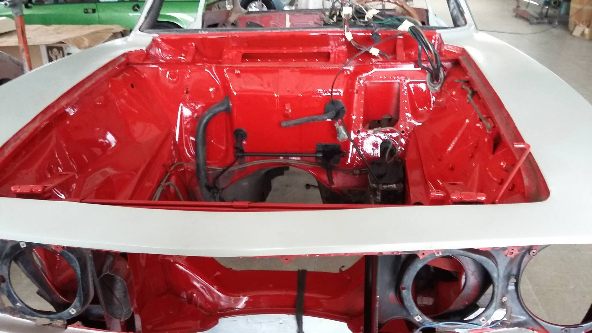 Alfa Romeo Junior Zagato Gt 1300 1971 Fr 24500 Eur Kaufen Restoration Windscreen Wiper Motor