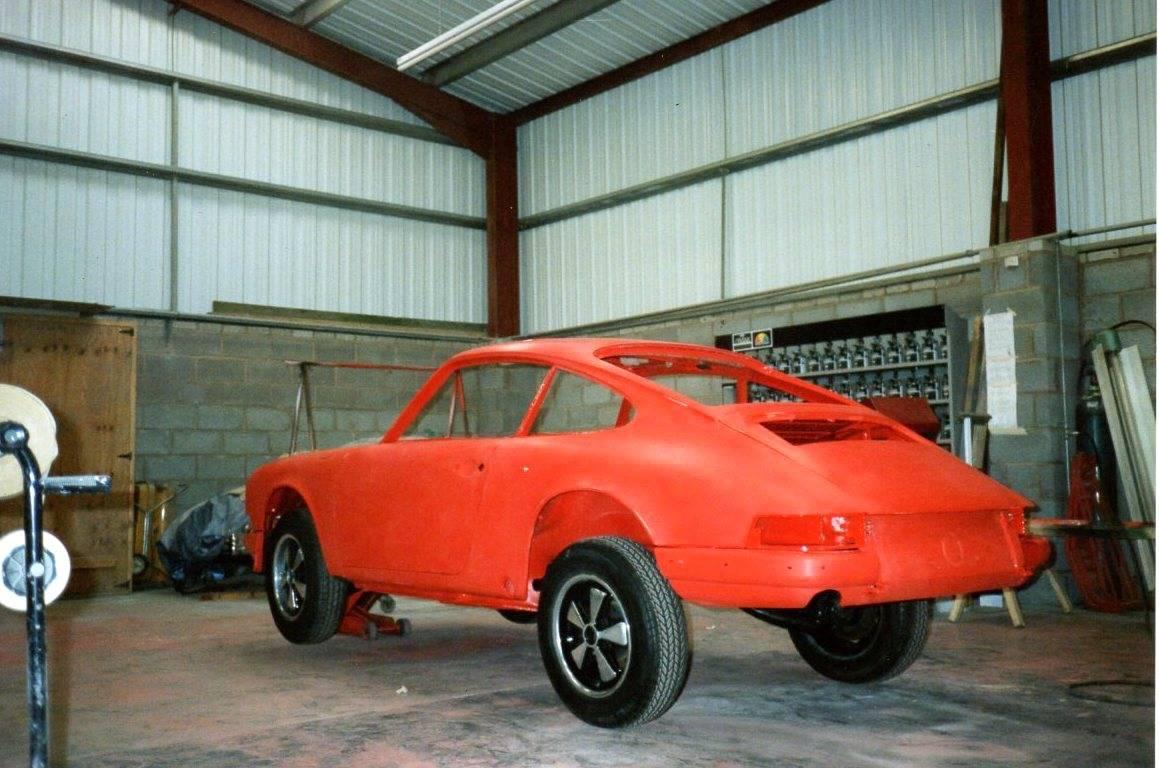 Porsche 911 2.2 S (197...