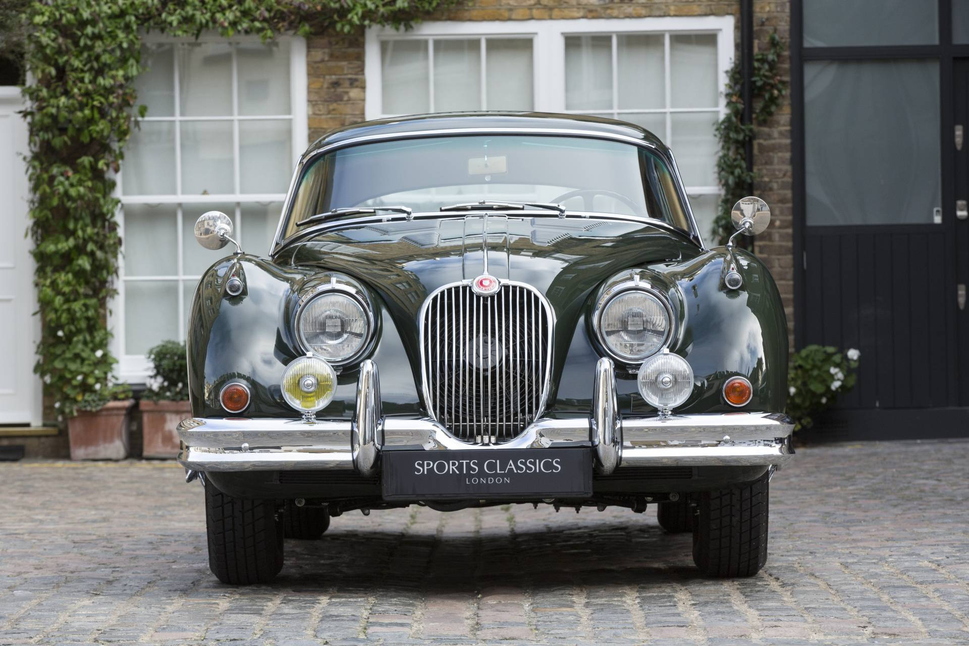 Jaguar XK 150 3.8 S FHC (1960) for Sale - Classic Trader