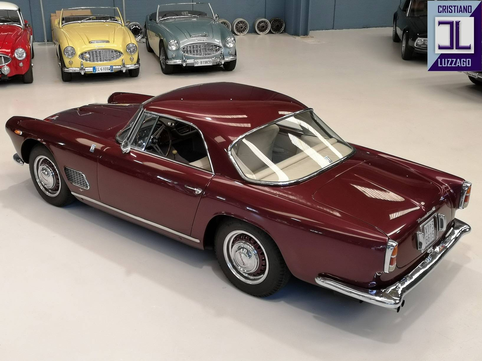 Maserati 3500 GT Touring (1959) for Sale - Classic Trader