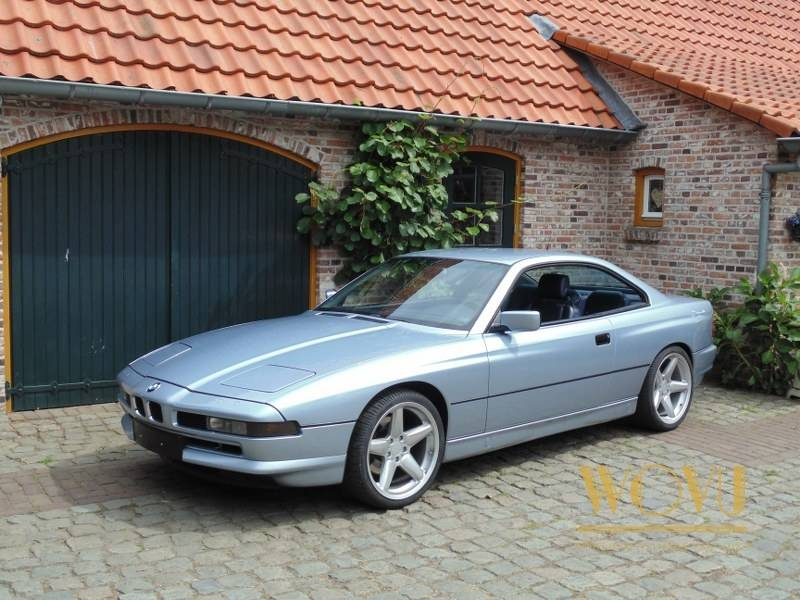 bmw 850i 1992 kaufen classic trader. Black Bedroom Furniture Sets. Home Design Ideas