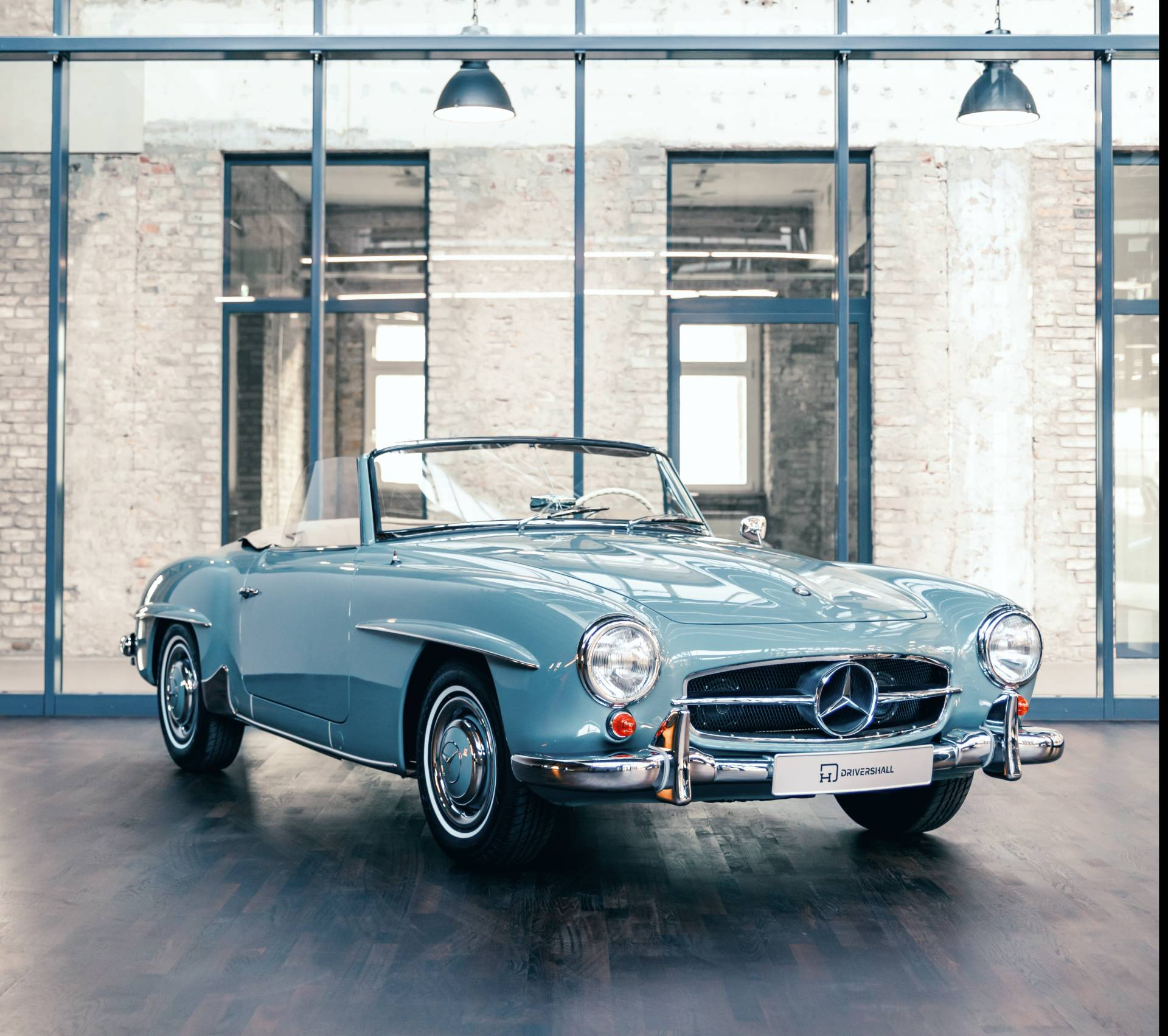 Mercedes-Benz 190 SL - Mercedes 190sl 1956