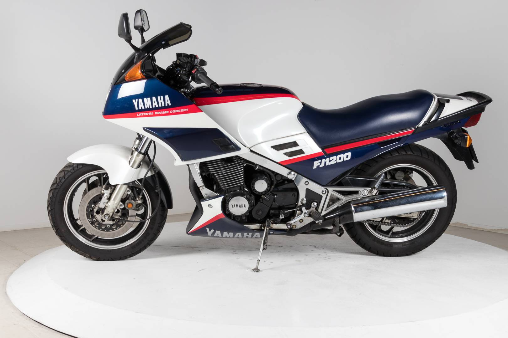 For Sale: Yamaha FJ 1200 (1986) offered for GBP 3,485