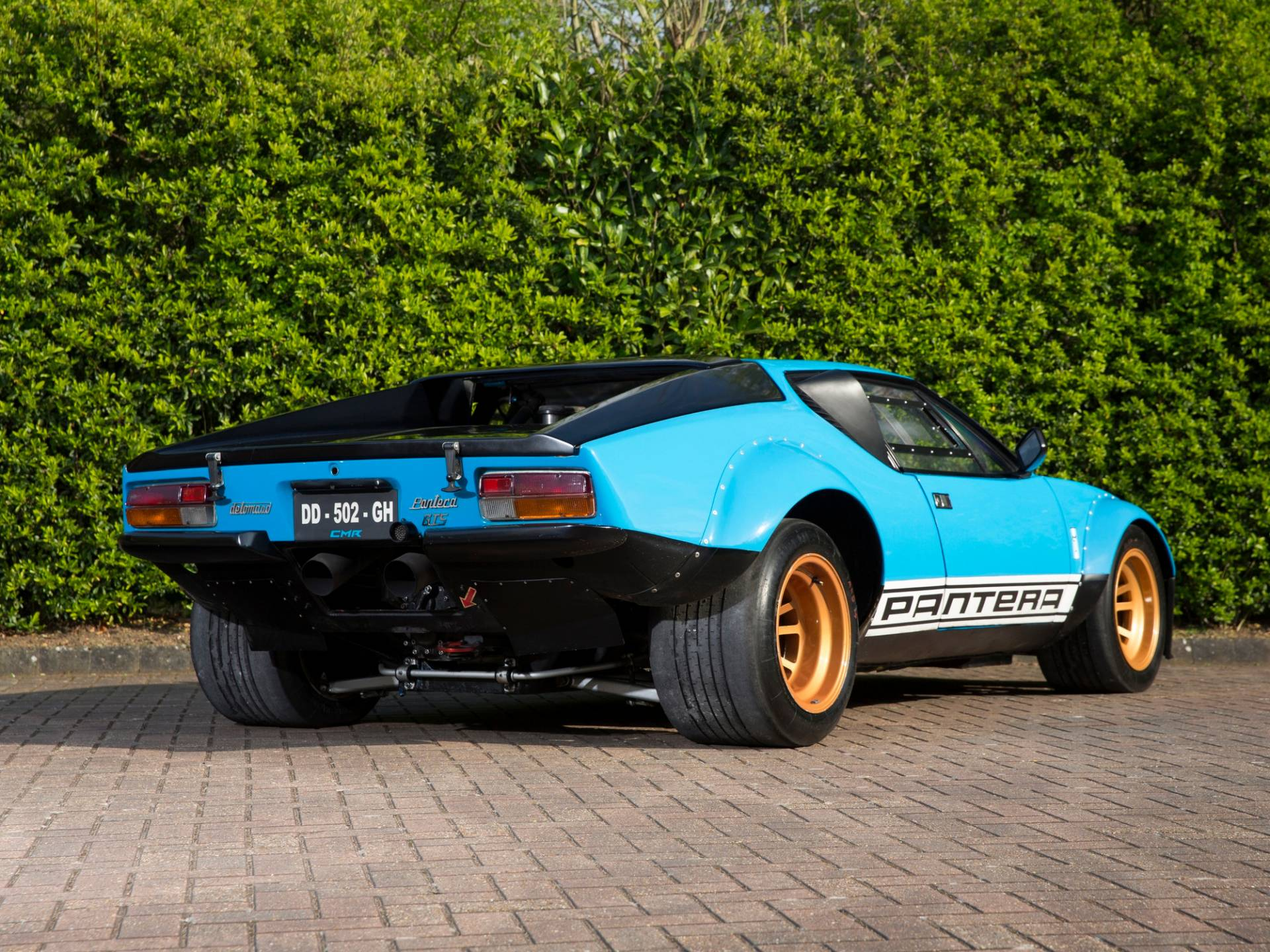 For Sale De Tomaso Pantera GTS 1973 offered for GBP 250 000