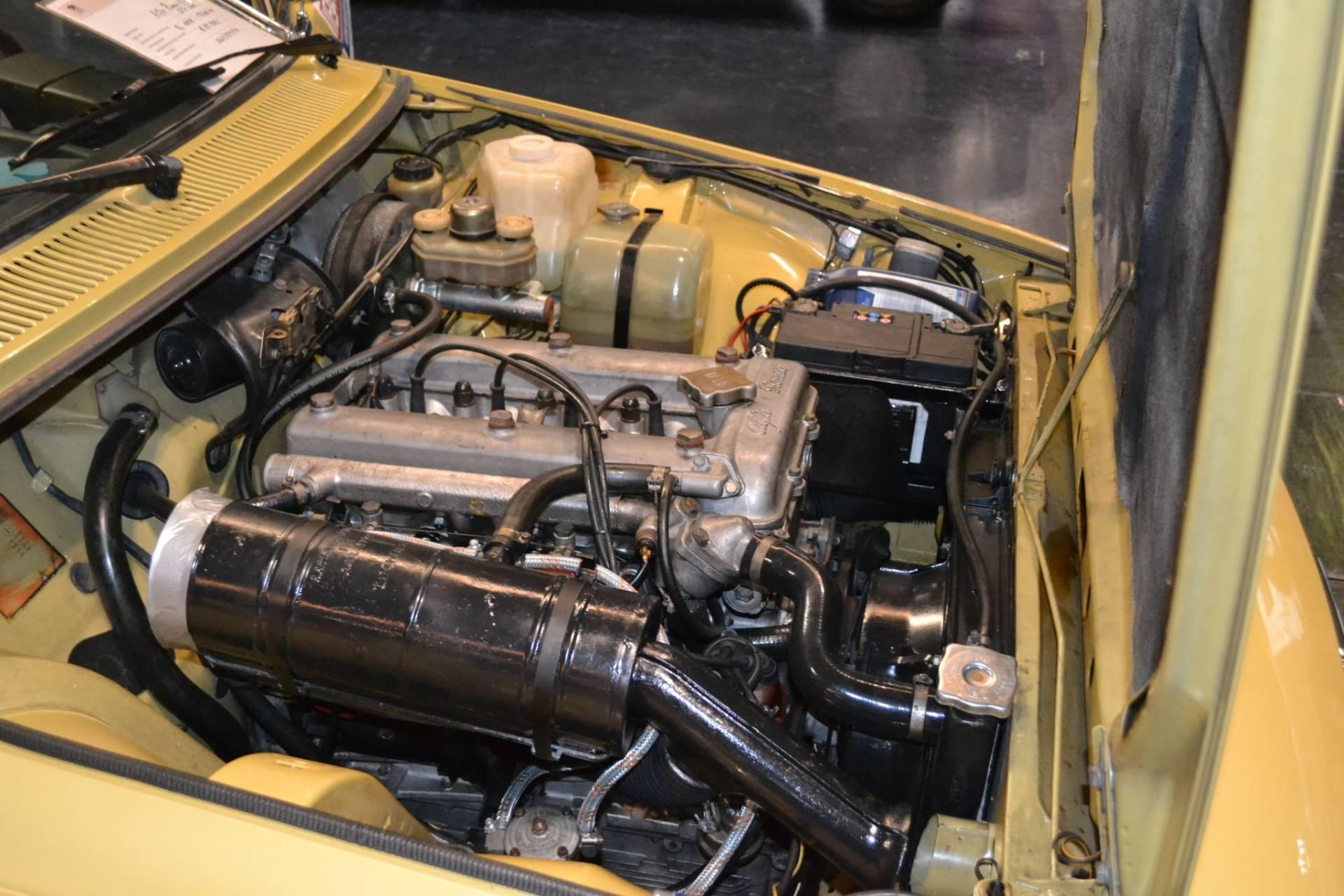Alfa Romeo Alfetta Gtv 2000 1978 Fr Chf 18653 Kaufen Transaxle