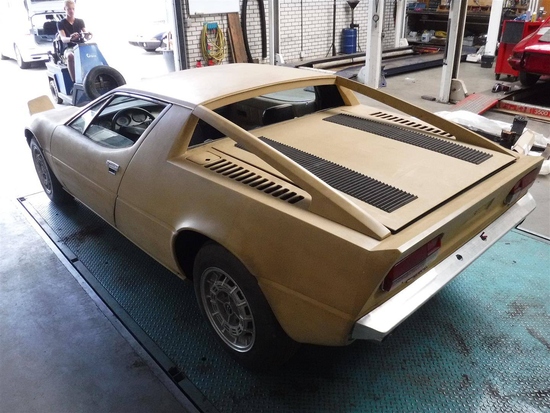 Maserati Merak (1973) for Sale - Classic Trader