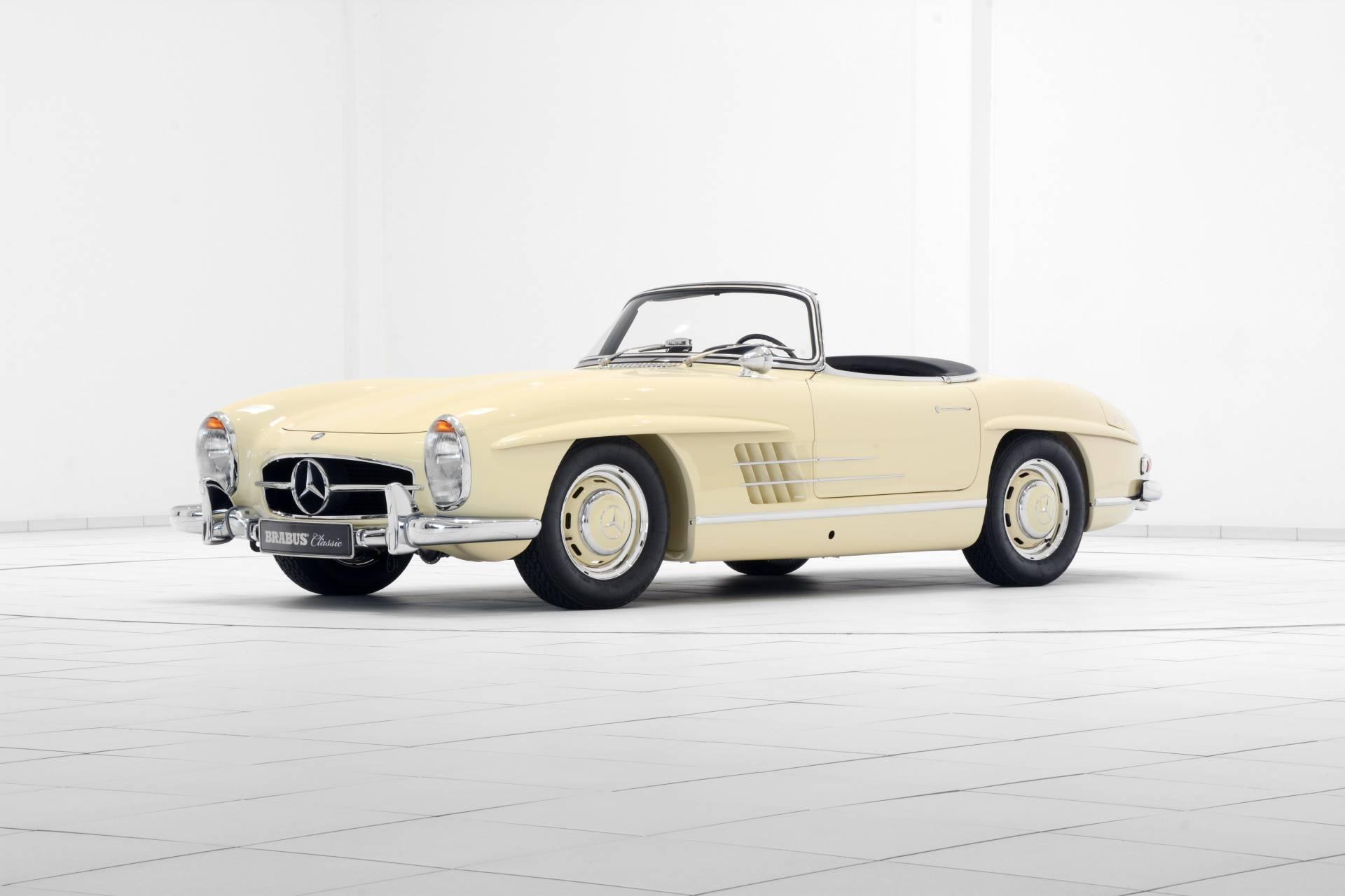 mercedes benz 300 sl roadster 1958 kaufen classic trader. Black Bedroom Furniture Sets. Home Design Ideas