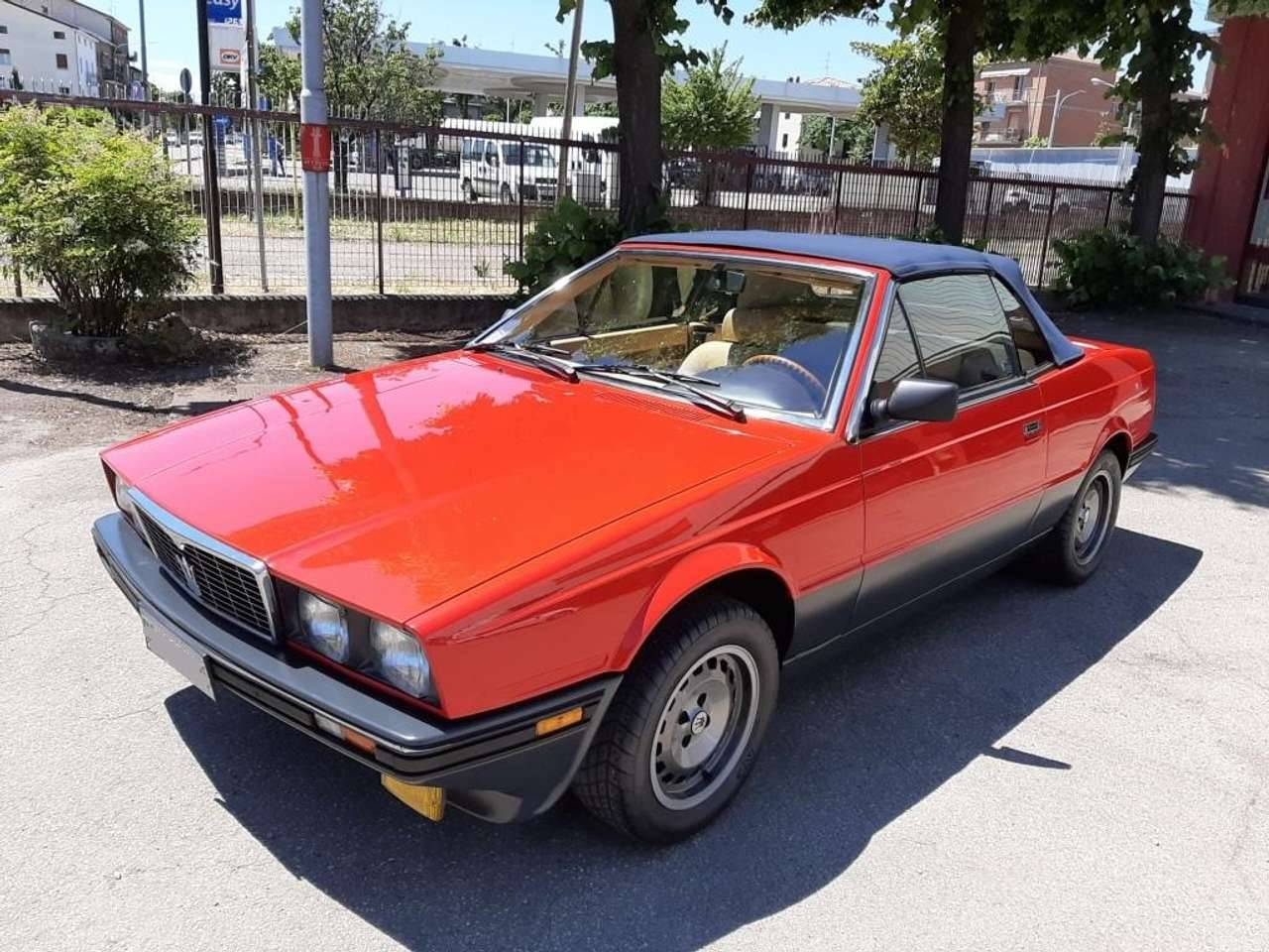 For Sale: Maserati Biturbo Spyder (1985) offered for AUD ...