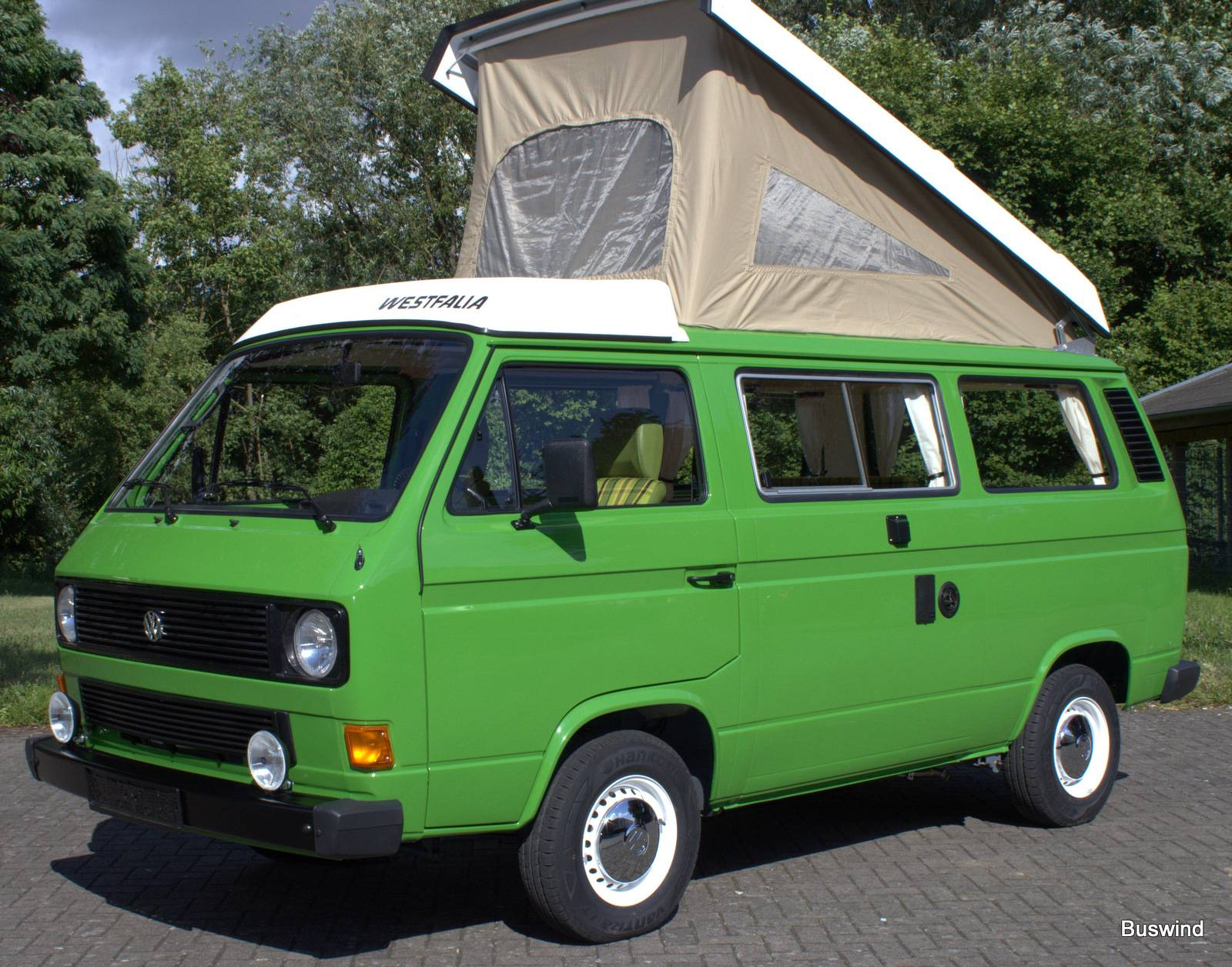 volkswagen t3 westfalia 1 6 1981 f r eur kaufen. Black Bedroom Furniture Sets. Home Design Ideas