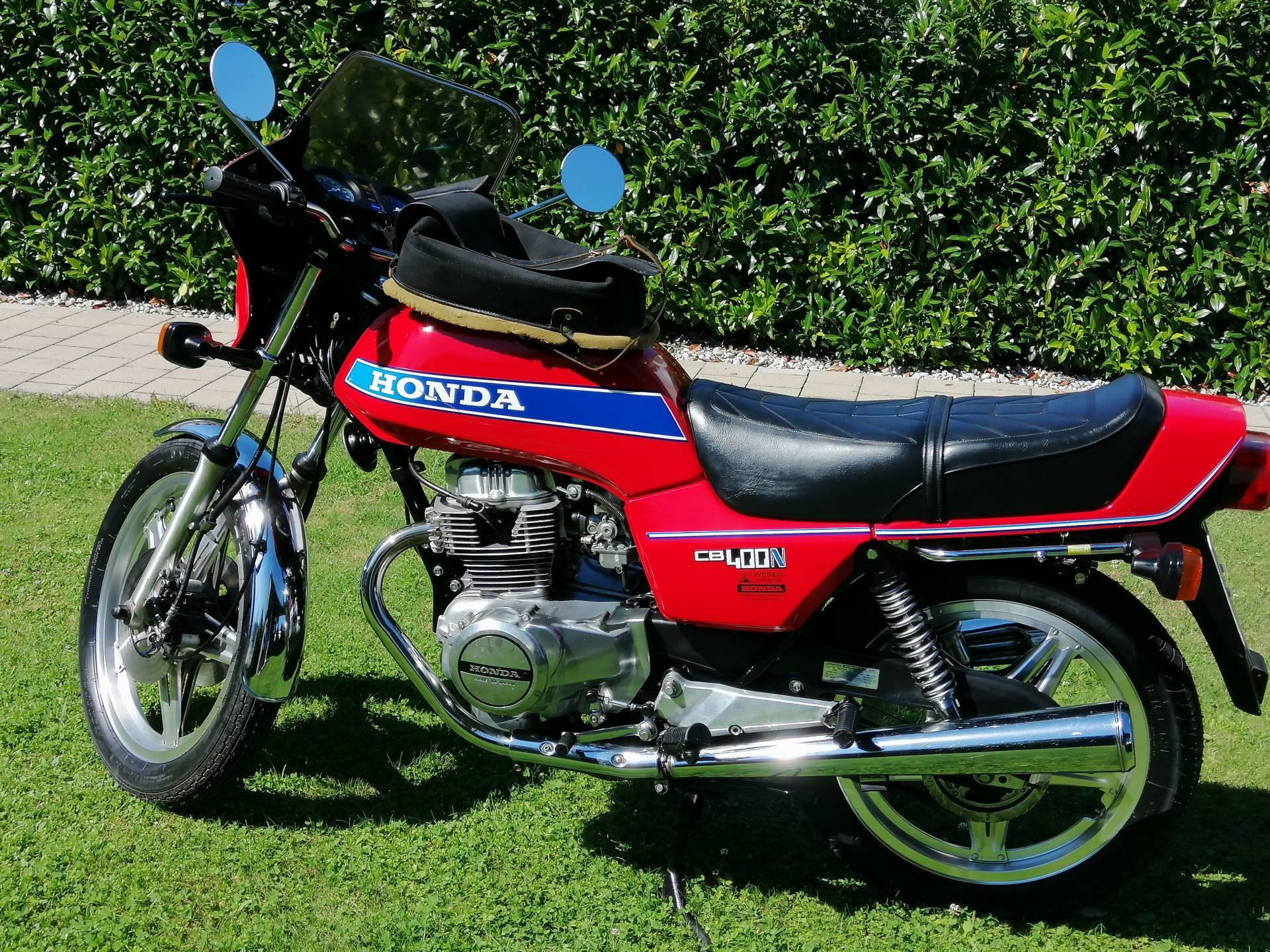 1980 Honda CB 400