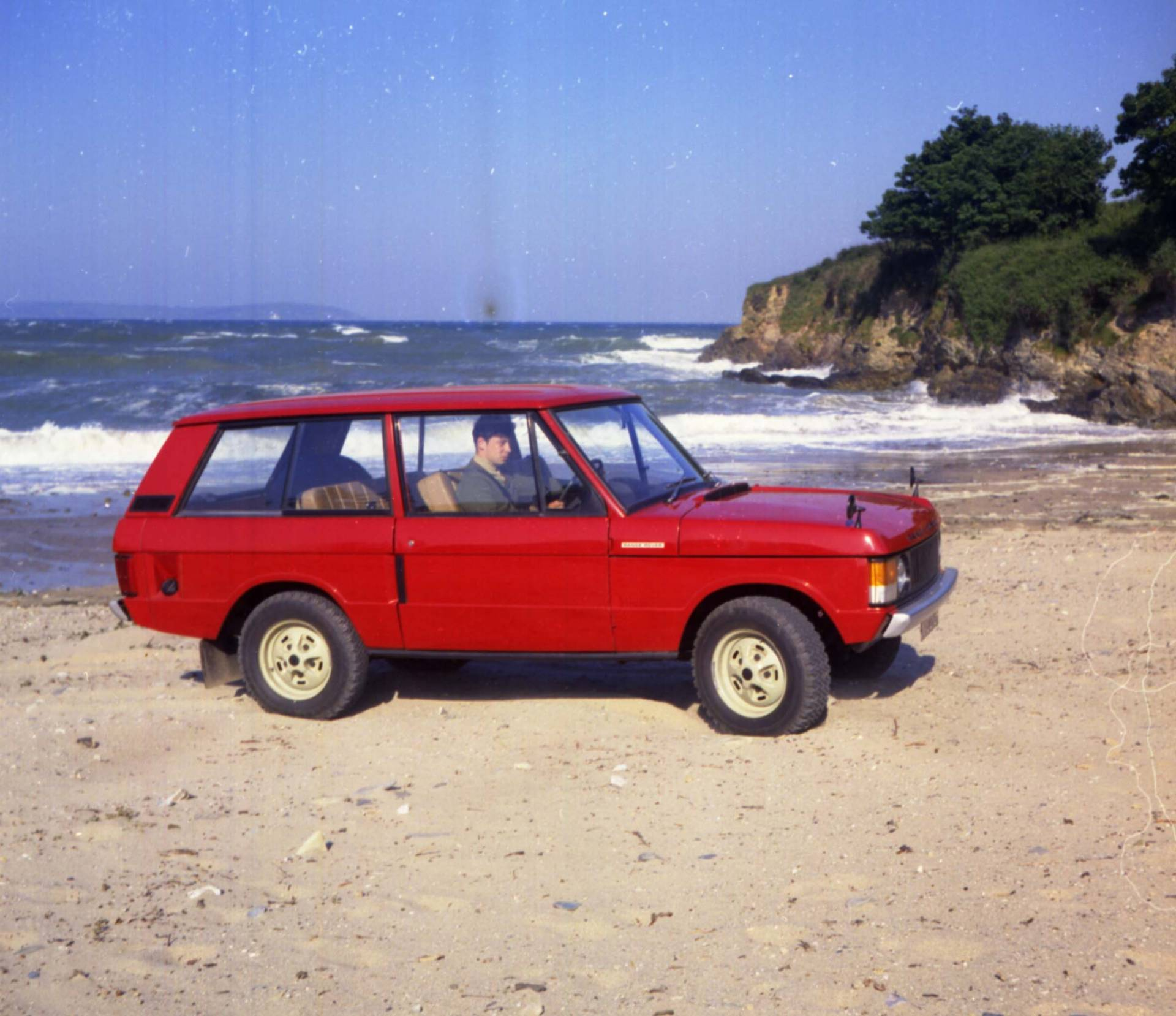 Land Rover Range Rover Classic 3.5 (1970) For Sale