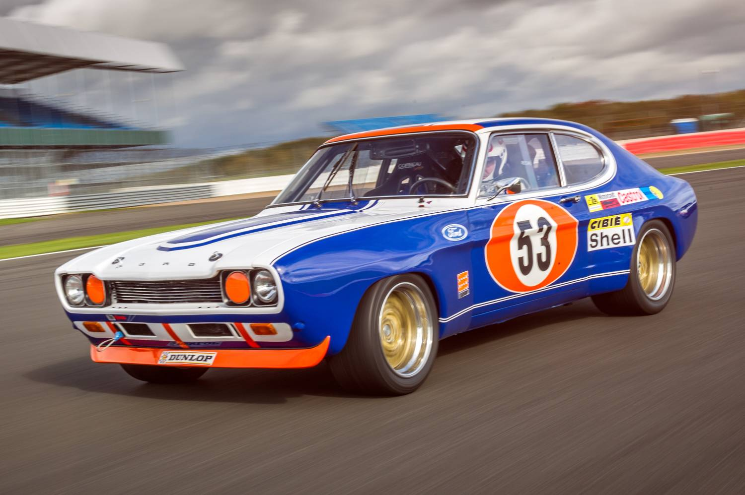 ford capri rs 2600 1972 for sale classic trader. Black Bedroom Furniture Sets. Home Design Ideas