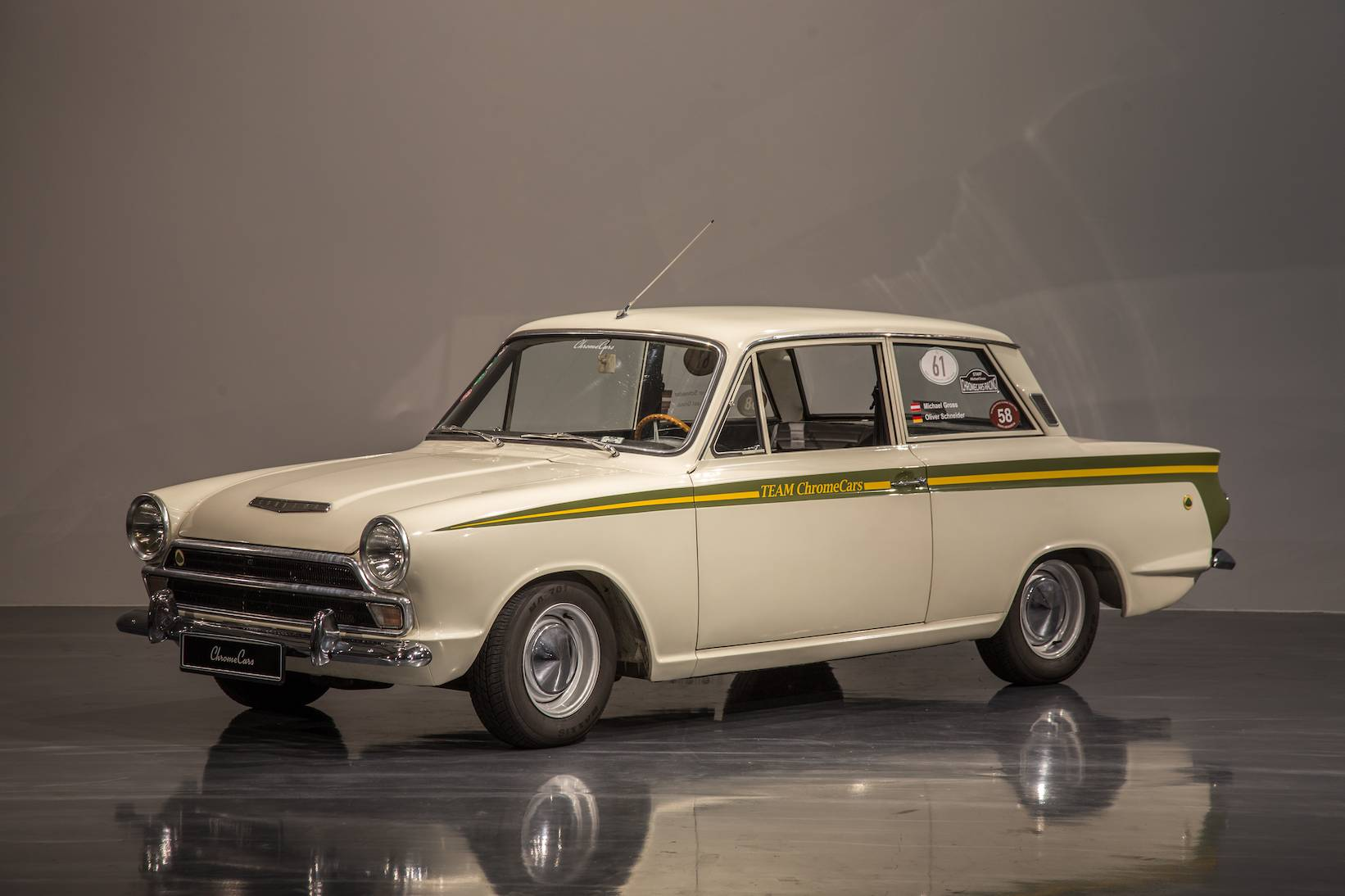 Ford Lotus Cortina MkI