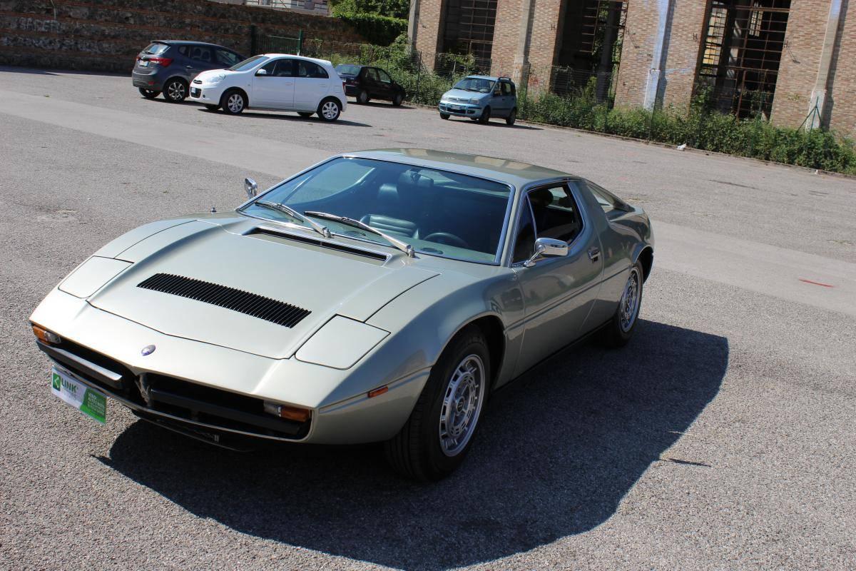 Maserati Merak 2000 GT (1994) für EUR 53.400 kaufen