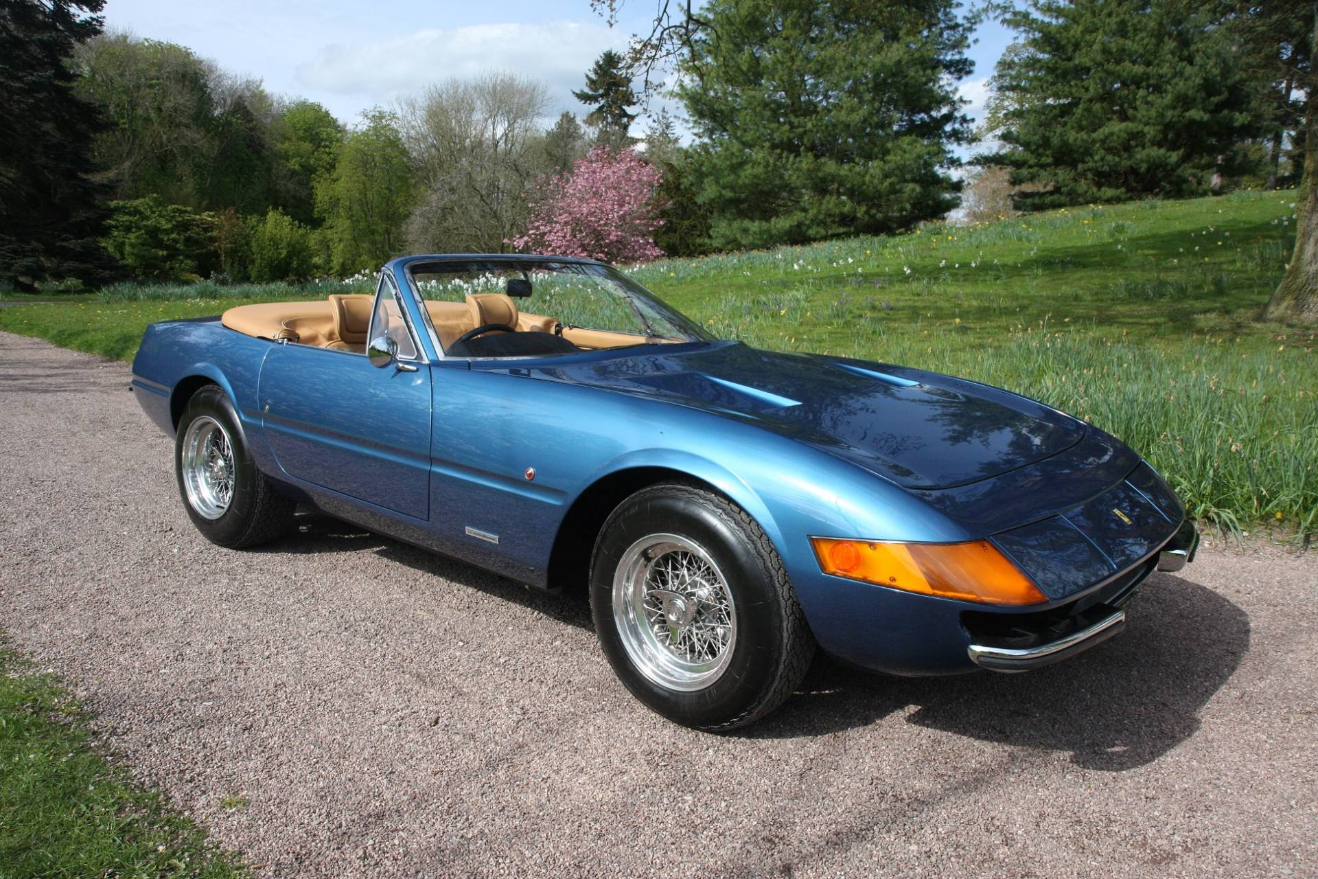 ferrari 365 gts 4 daytona 1972 for sale classic trader. Black Bedroom Furniture Sets. Home Design Ideas