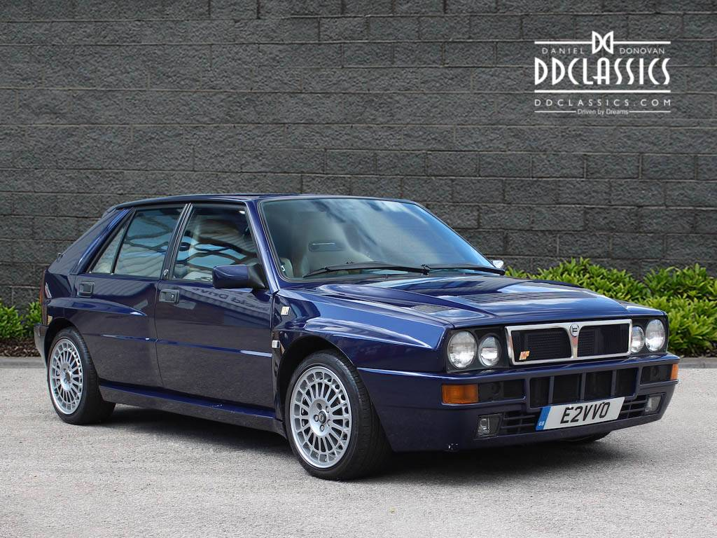lancia delta hf integrale evoluzione ii 1995 for sale. Black Bedroom Furniture Sets. Home Design Ideas