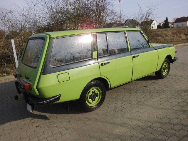 wartburg 353 tourist 1968 f r eur kaufen