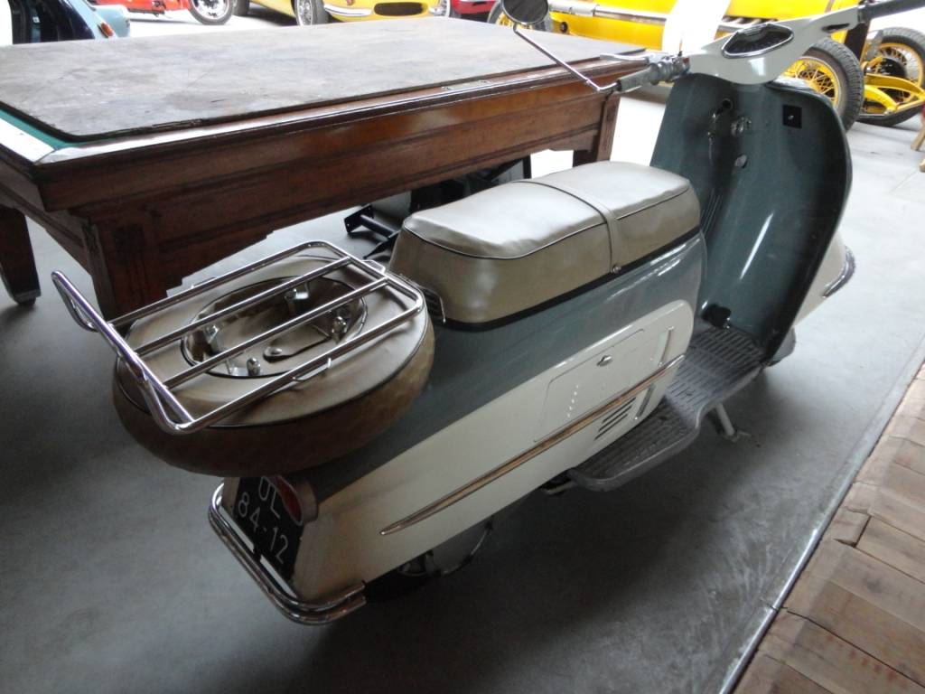 heinkel tourist 103 a2 1960 kaufen classic trader. Black Bedroom Furniture Sets. Home Design Ideas