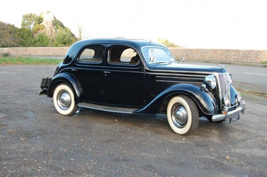 For Sale: Ford Pilot V8 (1950) offered for GBP 17,950