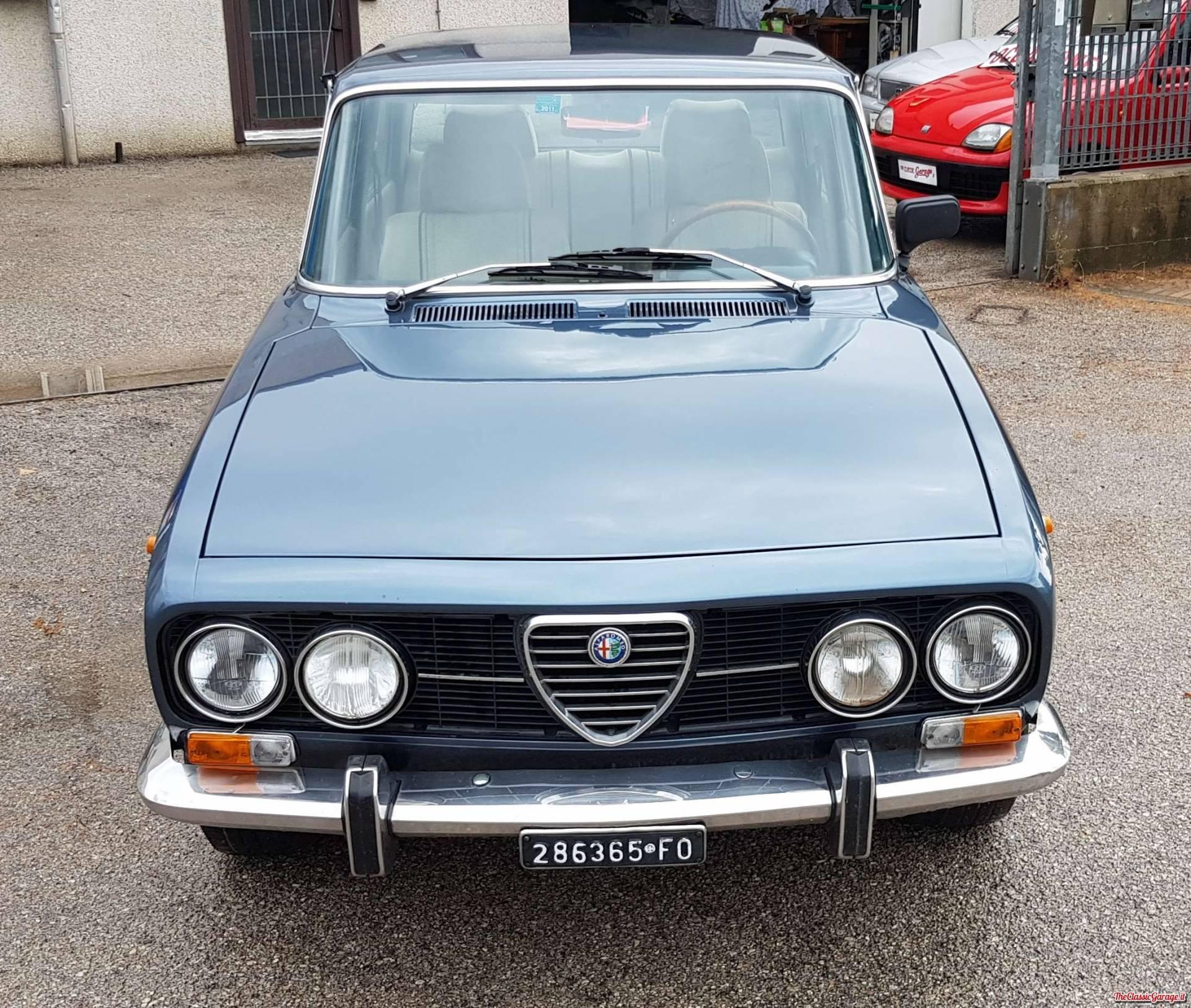 Alfa Romeo 2000 Berlina (1973) In Vendita A 16.500 EUR