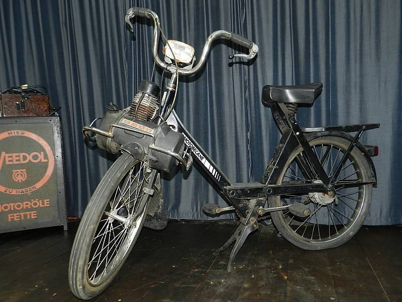 Motobécane Vélosolex Model 3800