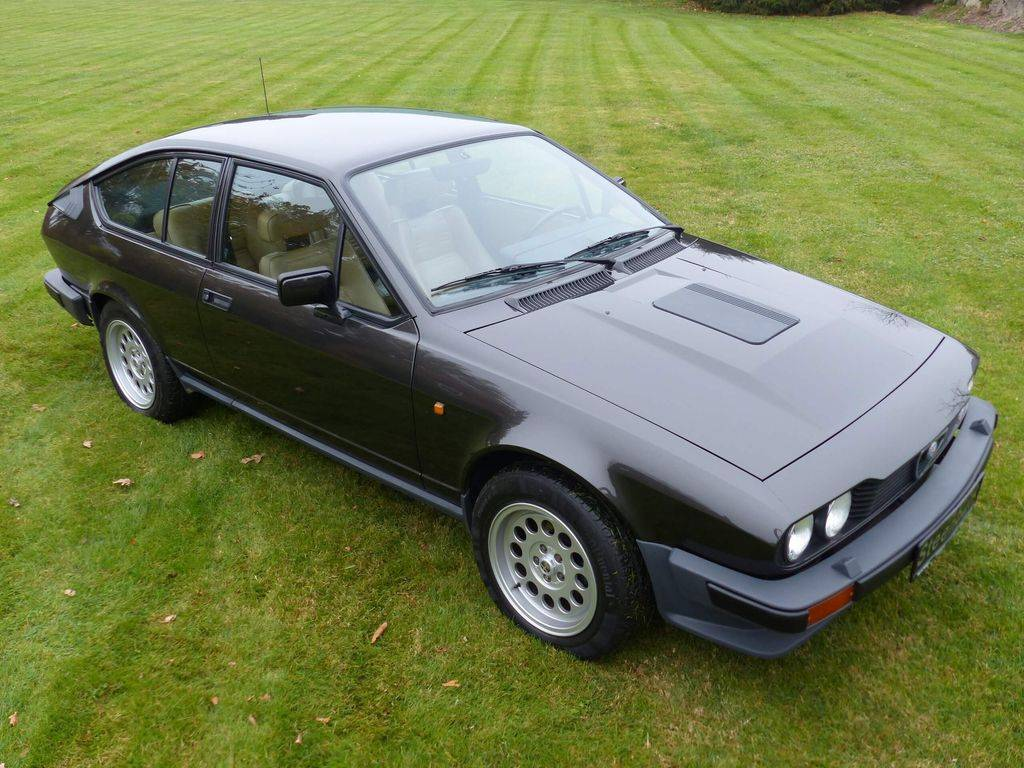 For Sale Alfa Romeo Gtv 6 2 5 1985 Offered For Aud 39 295