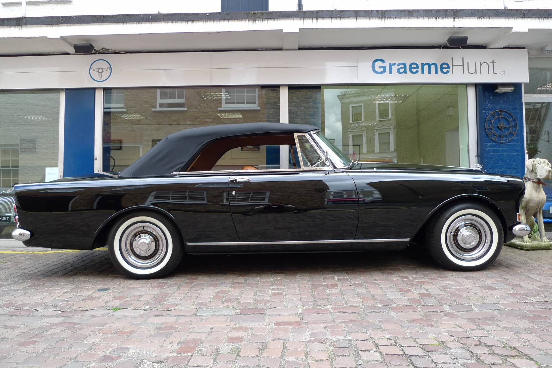 For Sale Bentley S 3 Continental 1965 Offered For Aud