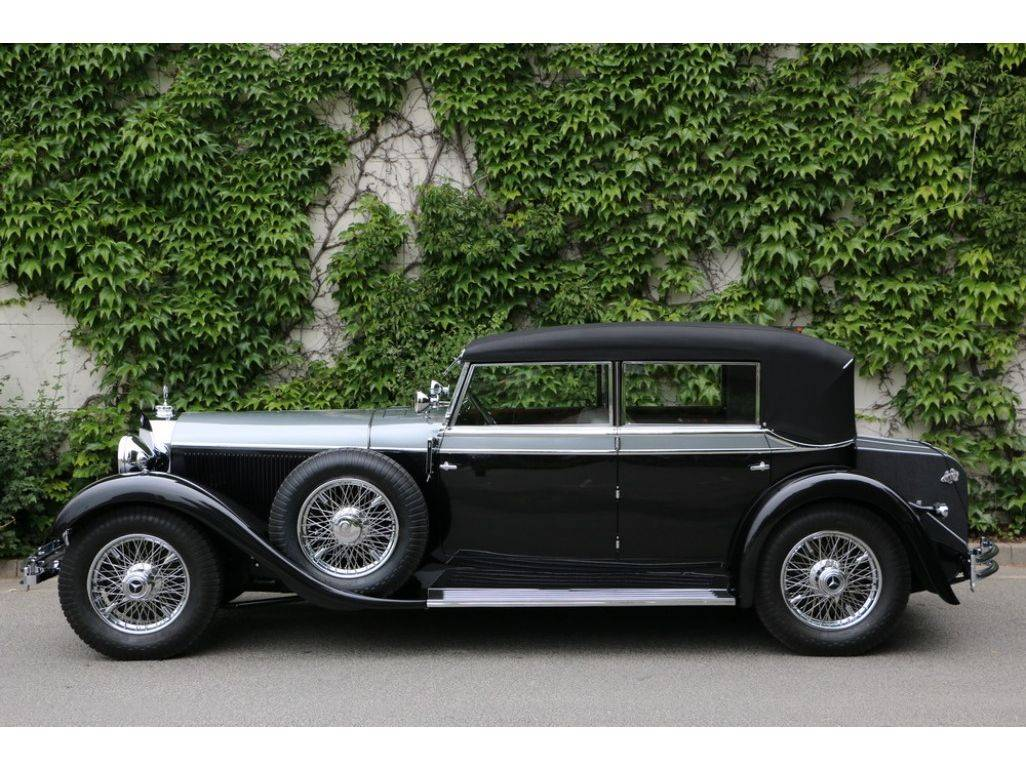 Mercedes benz 770 cabriolet d 1931 for sale classic trader for Mercedes benz 770 for sale